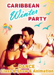 Caribbean Winter Party
