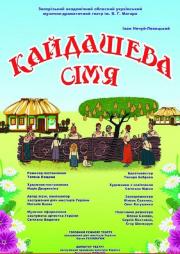 Kaidasheva family