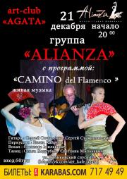 Вечер фламенко от «Alianza»