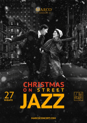 Christmas on Street Jazz