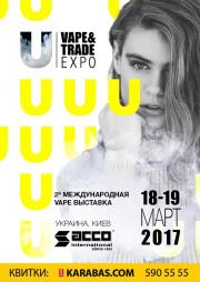 Vape&Trade Expo Ukraine