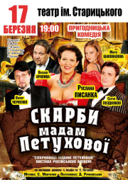 Treasures of Madame Petukhova