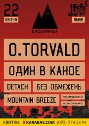 Razomfest 2017, Музика
