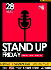 Stand Up friday