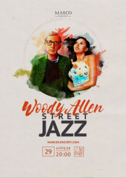 Street Jazz: Woody Allen