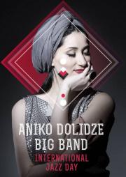 International Jazz Day: Aniko Dolidze Big Band