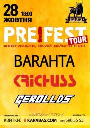 PRE!Fest Tour