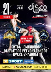 Битва чемпионов открытого регионального кубка Украины
