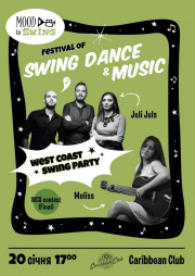 Mood To Swing, West Coast Swing Party