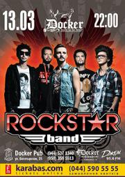 Rock star band