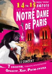 Les meilleures chansons de NOTRE DAME de PARIS