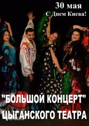 Праздничный концерт ко Дню Киева