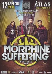 MORPHINE SUFFERING