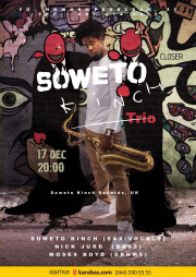 Soweto Kinch (UK)