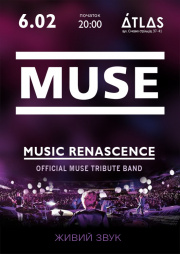 MUSE cover show