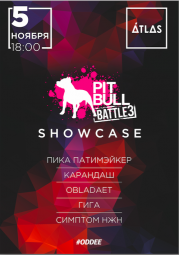 Pit Bull Showcase