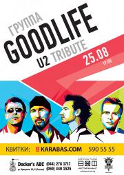GOODLIFE – tribute U2