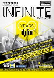 8 Years DJFM. INFINITE Part I of III