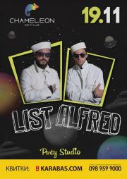 DJ LIST & DJ ALFRED