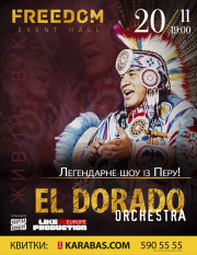El Dorado «Gold Inka Empire»