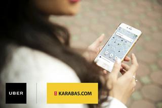 Uber и Karabas.com договорились о бесплатных поездках на концерты