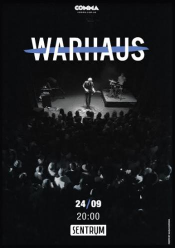 Концерт WARHAUS в Киеве