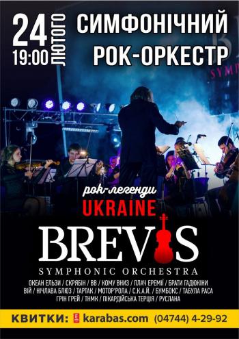 Концерт Симфонический оркестр «BREVIS» в Умани - 1