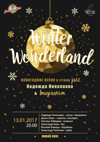 Концерт Winter Wonderland в Киеве