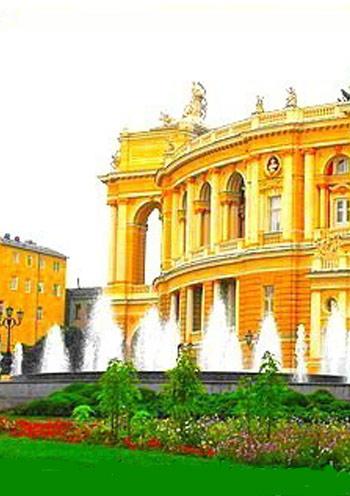спектакль Концерт программа «Вічна магія весни» в Одессе
