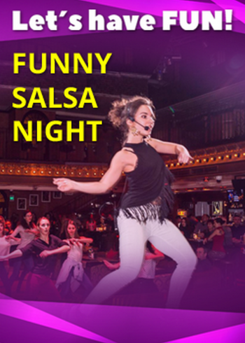 клубы Funny Salsa Night в Киеве