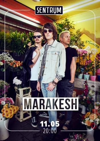 Концерт MARAKESH в Киеве