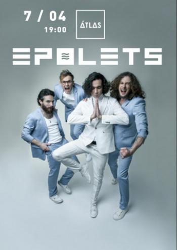 Epolets в Киеве  купить билеты на концерт 07 апреля 2019 4af92e4c3b66d