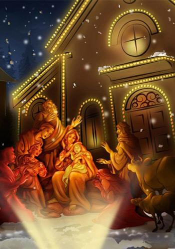 спектакль Концерт «Чарівна музика Різдва» в Одессе