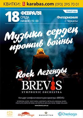 Концерт Симфонический оркестр «BREVIS» в Черкассах - 1