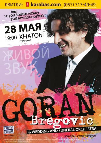 Концерт Горан Брегович / Goran Bregovic в Харькове - 1