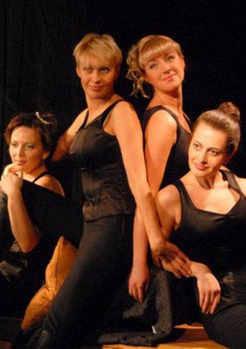 спектакль Женщины Моцарта в Киеве