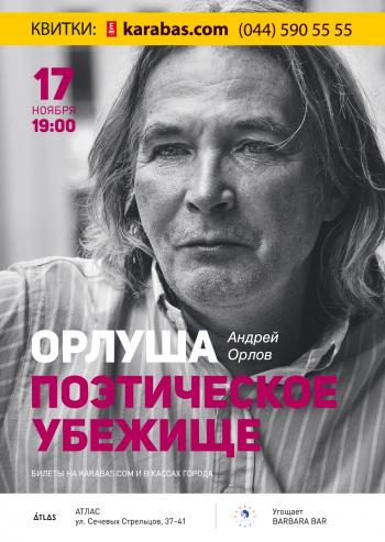 Андрей Орлов в Киеве