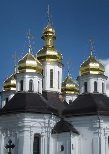 экскурсия Парковое ожерелье Черниговщины в Киеве