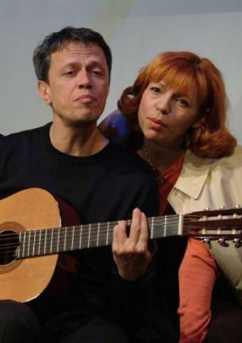 спектакль Вкус черешни в Киеве