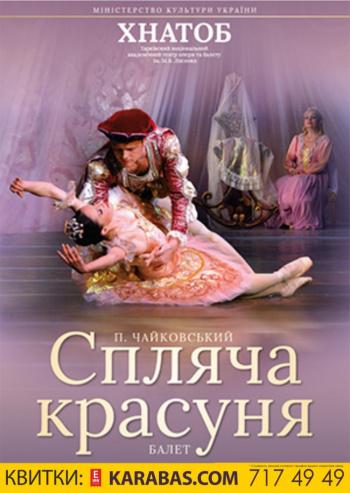 спектакль Спящая красавица в Харькове