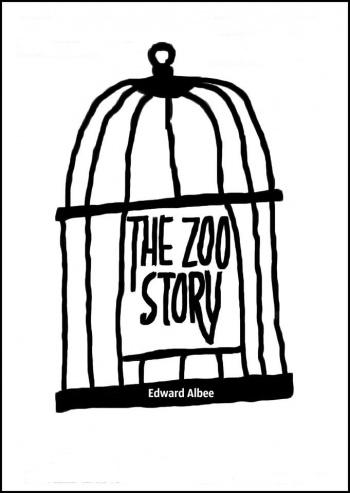 спектакль Едвард Олбі The Zoo Story в Черкассах - 1