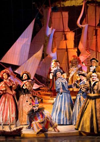 спектакль Принц і Принцеса в Киеве