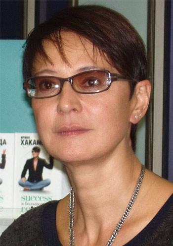 Концерт Ирина Хакамада в Запорожье